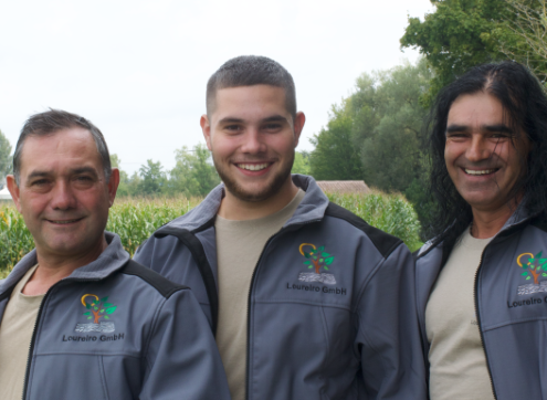 Octavio Loureiro's team
